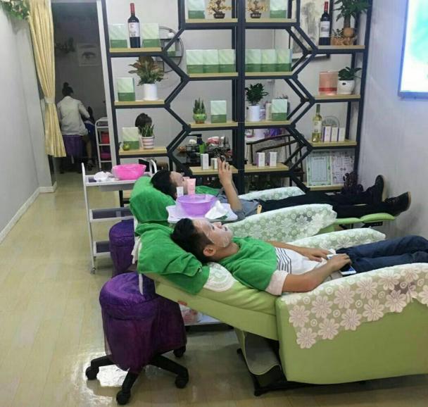 共享面膜体验店