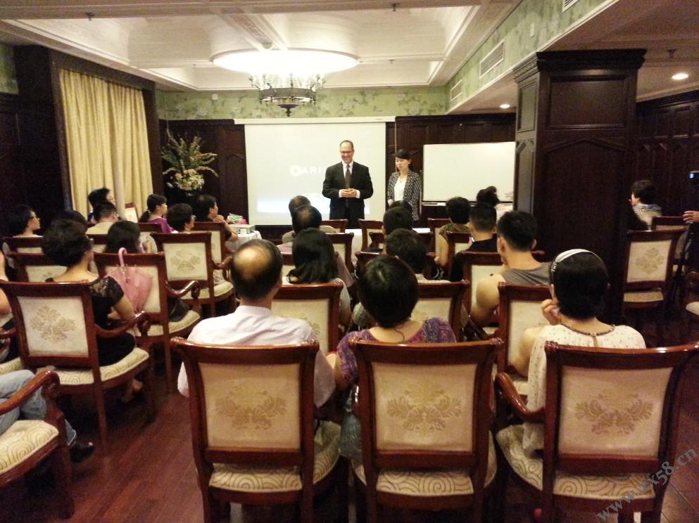 上海团队交流会