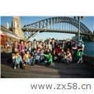 悉尼大桥下
