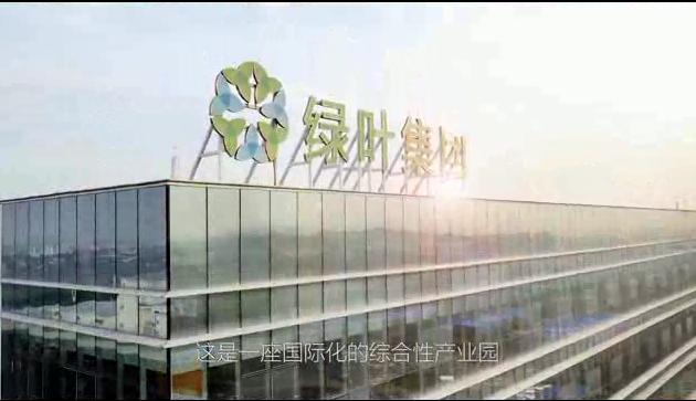 绿叶,热情与梦想新世界宣传片隆重登??!