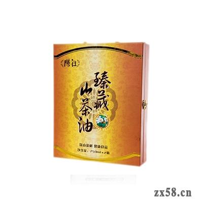 隆力奇膳祖臻藏山茶油