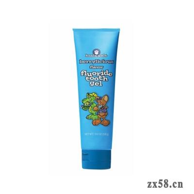 美乐家Koala Pals蓝莓含氟牙膏