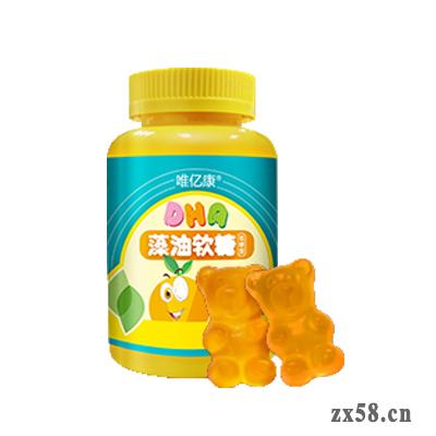 维亿阳光唯亿康DHA藻油软糖