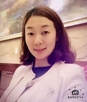 凯娅尼直销员刘馨
