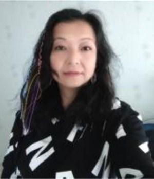 杨老师的形象照