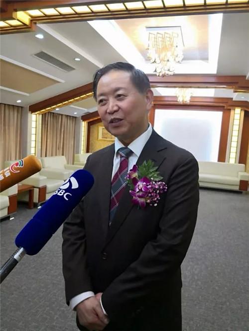徐之伟:隆力奇国际市场发展态势良好