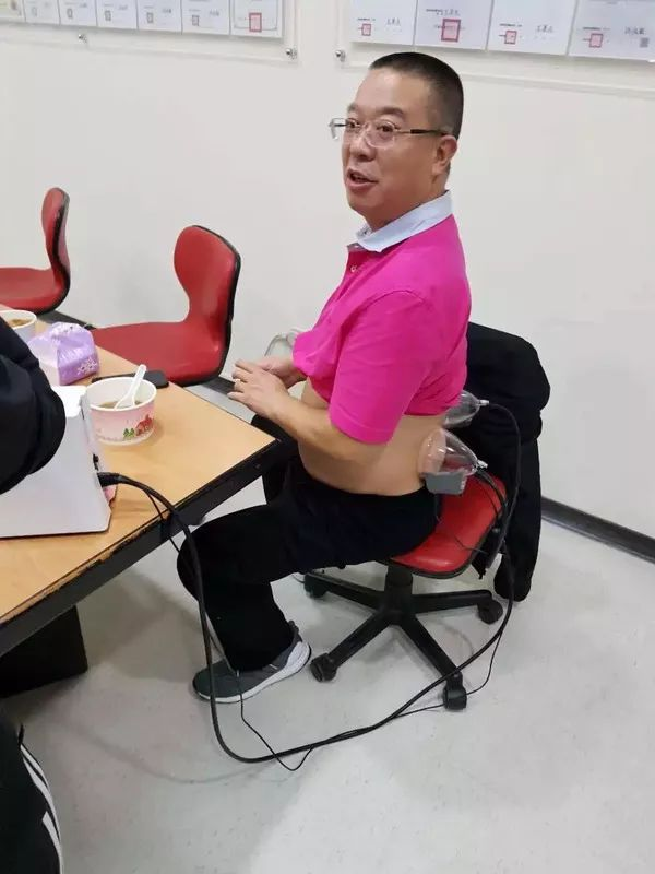 绿之韵董事长胡国安赴台湾参访碧波庭总公司