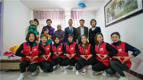 180所尚赫公益小学 20个中国地区的爱心分布
