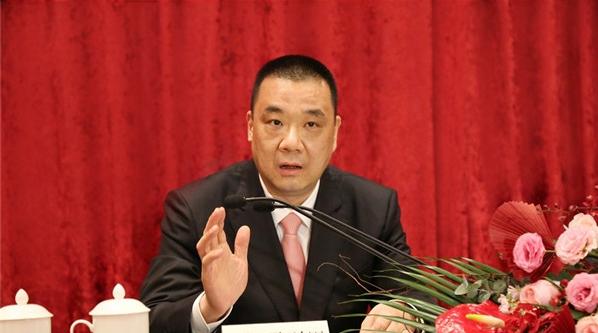 康美药业董事长、总裁马兴田