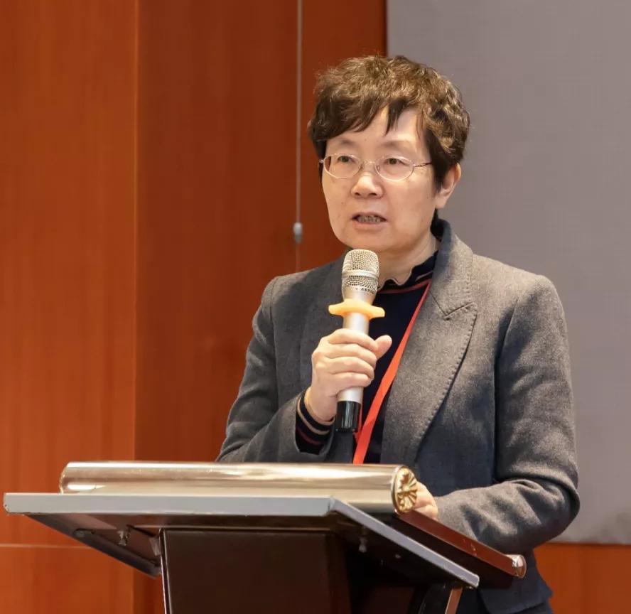 陕西省营养学会常务理事长 张瑞娟
